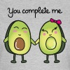 You Complete Me (Avocado) - Women's T-Shirt
