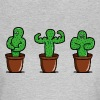 cactus with muscles - Women's T-Shirt