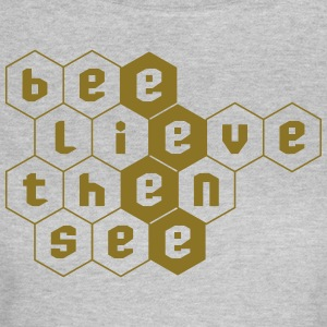 beelieve - T-shirt dam