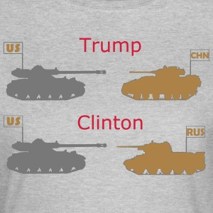 Trump or Clinton - Women's T-Shirt