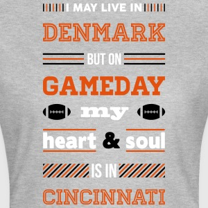 I may live in Denmark... (Cincinnati edition) - Dame-T-shirt