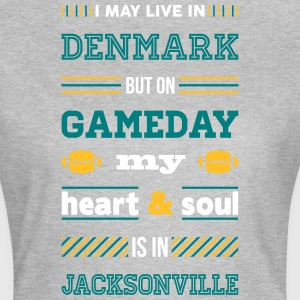 I may live in Denmark... (Jacksonville edition) - Dame-T-shirt