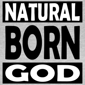 Natural Born Gud - T-shirt dam