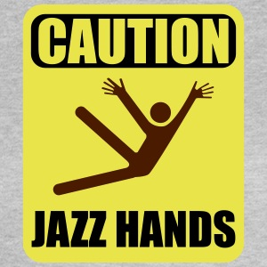 Jazz Hands - Dame-T-shirt