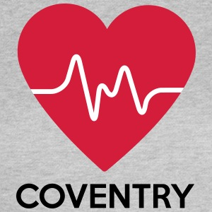 coeur Coventry - T-shirt Femme