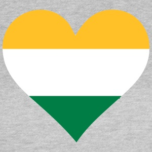 A Heart For India - Women's T-Shirt