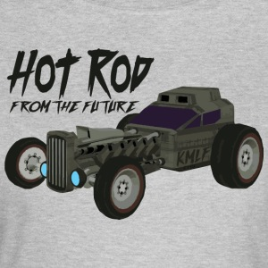 Hot Rod from the future v3 style Kmlf - Women's T-Shirt