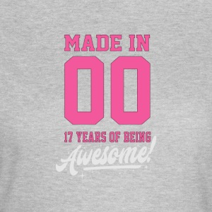 MADE IN 2000 - 17 ans - T-shirt Femme