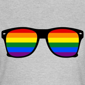 glasses rainbow
