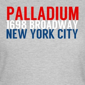 Palladium 1698 Broadway New York - Naisten t-paita