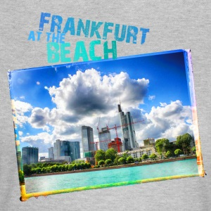 Frankfurt at the Beach - Women's T-Shirt