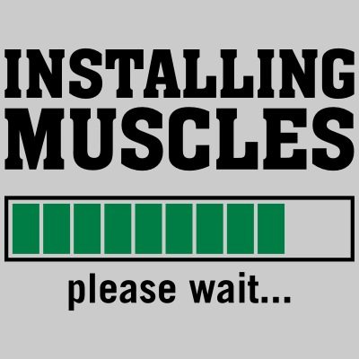 Installing Muscles (Please Wait)