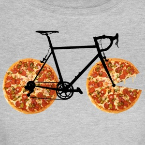 Pizza Bike - T-shirt dam
