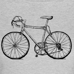 Road bike without text - Women's T-Shirt
