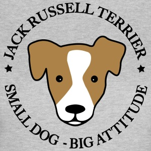 6061912 127731443 jackrussell - T-shirt dam