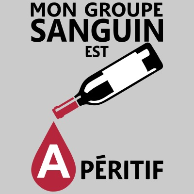 citation groupe sanguin a aperitif apero