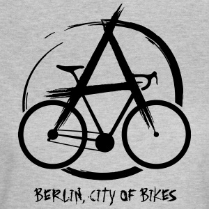 Bikeanarchy1 - Frauen T-Shirt