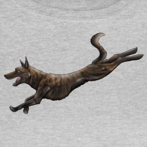 Dutch shepherd - T-skjorte for kvinner