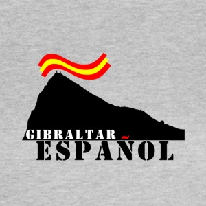 GIBRALTAR Spanish Grey - Dame-T-shirt