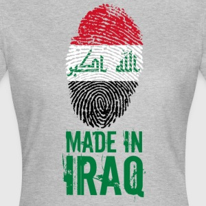 Made in Iraq / Gemacht in Irak العراق - Frauen T-Shirt