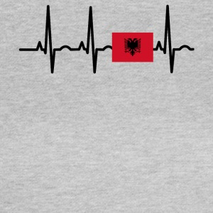 ECG heartbeat - Women's T-Shirt