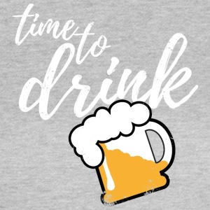 Time to drink Beer - Frauen T-Shirt