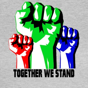 Together We Stand United! The Revolution - Women's T-Shirt
