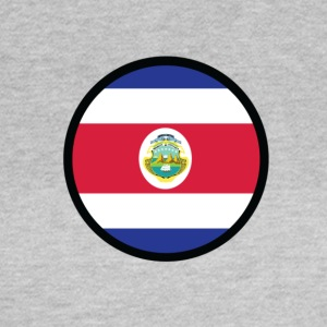 Under Costa Rica tegn - Dame-T-shirt