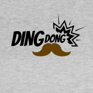 Ding Dong who is there - Frauen T-Shirt