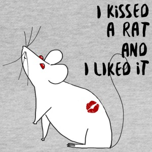 I kissed a rat and I liked it - Women's T-Shirt