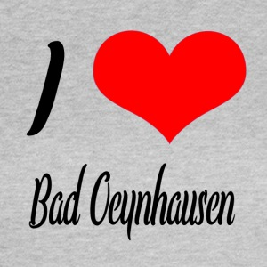 I love Bad Oeynhausen - Frauen T-Shirt