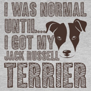 Chien / Jack Russell: Je Normal que ... I Got M - T-shirt Femme