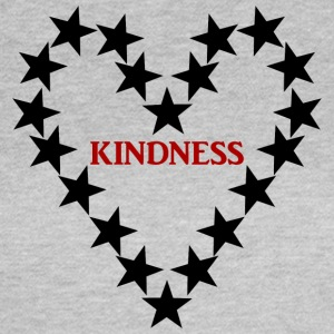 KINDNESS BLACKSTARS - Frauen T-Shirt