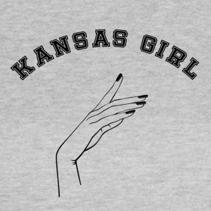 Kansas girl - Frauen T-Shirt