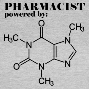 Pharmazie / Apotheker: Pharmacist powered by - Frauen T-Shirt