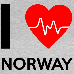 I Love Norway - I love Norway - Women's T-Shirt