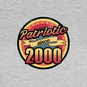Gift for the 17th birthday - vintage 2000 - Women's T-Shirt