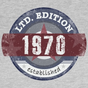 LtdEdition 1970 - Frauen T-Shirt