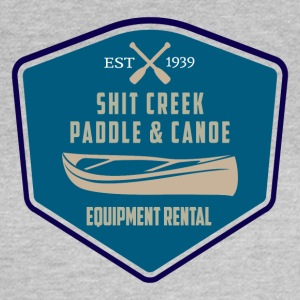 Up A Creek Without A Paddle - Women's T-Shirt