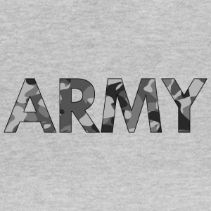 Army sort - Dame-T-shirt