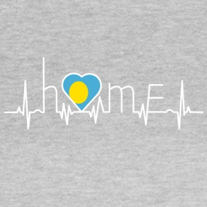 i love home heimat Palau - Frauen T-Shirt