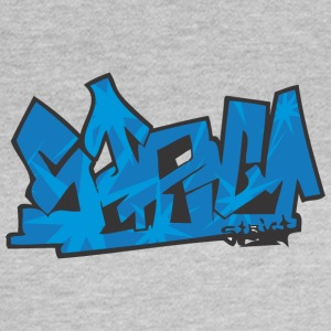 Bühne Graffiti - Frauen T-Shirt