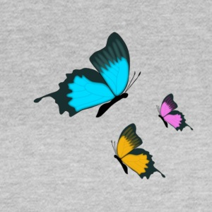 butterflies - Women's T-Shirt
