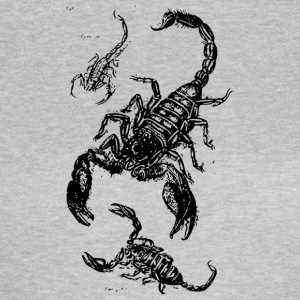 Scorpion Mum and Kids - Frauen T-Shirt