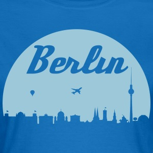 Berlin skyline - T-shirt dam