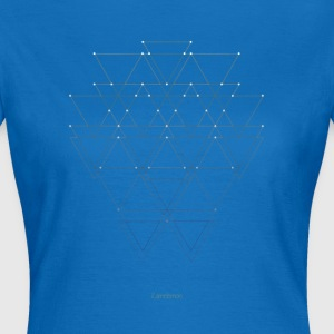 Abstract - Constellation line - Women's T-Shirt