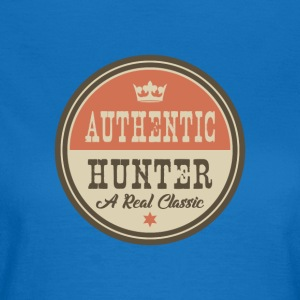 Authentic Hunter - Hunter - Women's T-Shirt