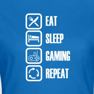 I LOVE GAMING - For all gamers - Women's T-Shirt