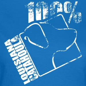 LOUISIANA CATAHOULA 100 - Frauen T-Shirt