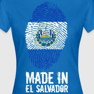 Made In El Salvador - T-shirt Femme